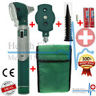 F.O Otoscope Ophthalmoscope Opthalmoscope Examination LED Diagnostic ENT SET Kit