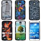 3D Phone Flip Case Back Cover Skin Protector For Samsung Galaxy S4 i9500