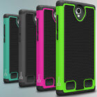 For ZTE ZMax 2 Case Tough Protective Hard Slim Shockproof Hybrid Phone Cover