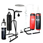 BOXING STAND - CHOOSE YOUR OWN SET - STATION + PUNCHING BAG + SPEED BALL