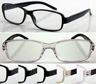 L378 High Quality Reading Glasses/Classic Style Design Spring Hinges/Super Value