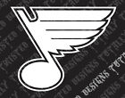 St Louis Blues car truck vinyl decal sticker NHL Hockey saint louis $5.99 USD on eBay
