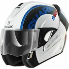 Shark Evoline S3 Drop Flip Front Motorcycle Helmet