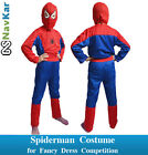 Red and Blue Spiderman Costumes at Low Cost | Birthday Gift for Boys
