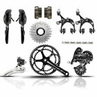 Campagnolo Athena Groupset 39/53 - 2015 - Cycling Components