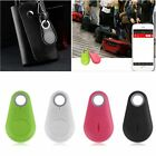 Smart Bluetooth Tracer Pet Child GPS Locator Tag Alarm Wallet Key Tracker