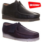 Clarks Originals Leather Wallabee Mens Classic Lace Up Shoes