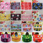 Wholesale! 1/5/10yds 7/8'' (22mm) Cartoon Grosgrain Ribbon Hair Bow DIY