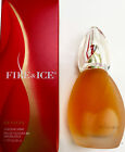 FIRE & ICE EAU DE COLONE .5oz., 1oz., 1.7oz (YOUR CHOICE) BNIB RARE DISCONTINUED