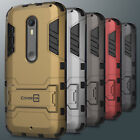 Hybrid Armor Phone Cover Case for Motorola Moto X Pure Edition / Moto X Style