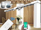 90cm - 210 cm Remote Control Electric Curtain Tracks! Free and Fast Delivery!