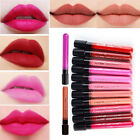 Sexy Waterproof Liquid Lip Gloss Matte Lipstick Lip Pen Long-Lasting Makeup 38