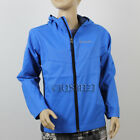 "New Boys Youth Columbia ""Wind Winner"" Omni-Shield Hooded Rain Jacket"