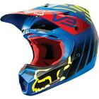 FOX V3 SAVANT MX/MOTORCROSS HELMET - 2015 MODEL RUNOUT SPECIAL!!!