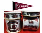 South Carolina Gamecocks Licensed Offray Ribbons & Mini Pennants