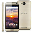 5.0'' VKWORLD VK800X IPS 3G Smartphone Android 5.1 MT6580M Quad Core 8GB Gold