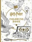 Harry Potter The Official Coloring Book Adult Anti Stress Art Therapy