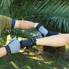 Outdoor Bike Hiking Breathable Sport Silicon Cycling Half Finger Gloves FE