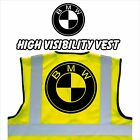 BMW BREAKDOWN High Visibility Hi Viz HV Vest Yellow - VARIOUS Sizes