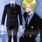One Piece Sanji Cosplay Costume Full Set