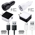 SAMSUNG Micro USB Cable Car and Wall Home Charger for SAMSUNG GALAXY S5 NOTE 3