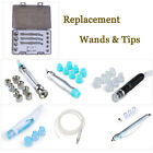 Multiple Microdermabrasion Hydradermabrasion Replace Wand & Tips for Beauty Unit