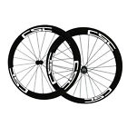 CSC logo 23mm wide 50mm Clincher carbon bicycle wheels road bike wheelset
