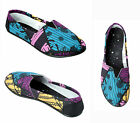 Nightmare Before Christmas Sall Patchwork Slip-on Shoes Flats Loafers Cosplay