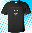 New Mushroomhead Metal Band Logo Men's Black T-Shirt Size S to 3XL