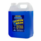 5 Litre Polygard Perfumed Arctic Wind Screen Wash Dilute Non Smear Fast Action