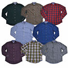 Tommy Hilfiger Casual Shirt Mens Classic Fit Long Sleeve Buttondown Collared Th