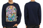 The Legend Of Zelda Helmaroc King Link Stained Glass Sweatshirt Shirt Pullover