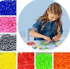 Color Fuse Beads 1000 beads/pack 5mm HAMA/PERLER Beads for Children Kids Craft