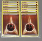 Pokemon BASIC Energy LOTS OF 12 FIRE WATER GRASS LIGHTING PSYCHIC OR FIGHTING