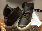 NIB Vans OTW ALOMAR (BOOT) Brown Turtledove LEATHER Skate Sneaker Men Boots 9.0