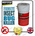 FUMITE INSECT KILLER Kills Flies Bugs SMOKE BOMB Ant FUMIGATOR Cockroaches House