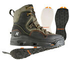 Korkers K5 Wading Boots - Kling-On and Felt