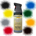Rust-Oleum Universal All-Surface Spray Paint Satin Gloss Matt Hammered Metallic