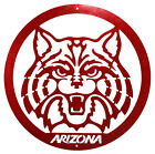 ARIZONA WILDCATS Steel Scenic Art Wall Design