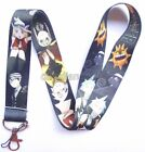 Lot Japanese anime Mobile Cell Phone Lanyard Neck Straps Party Gifts E-09
