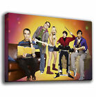 BIG BANG THEORY - GICLEE CANVAS ART