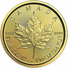 2016 1 10oz Canadian Gold Maple Leaf Coin BU