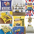 NEW DESPICABLE ME MINIONS BEDROOM ACCESSORIES GIFT PRESENT - Choose 1 or More