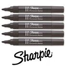 Sharpie M15 Permanent Marker Black Bullet Nib Pen Thick Tip Strong Durable