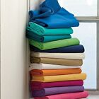 1000TC 100%EGYPTIAN COTTON,4PC SHEET SET ALL SOLID COLORS & ALL SIZE AVAILABLE*
