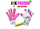 J4K CARBON FUSION GOALKEEPER GLOVE GOALIE KEEPER GK GLOVES SOCCER