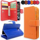 Detachable Magnetic PU Leather Wallet Card Slots Case For Samsung Galaxy S6 Edge