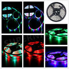 RGB 5M  300LEDs 5050 SMDLED Strip Light Non-Waterproof + IR Remote + DC Power