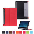 Luxury Leather Magnetic Folding Flip Case Cover For Lenovo Yoga 3 Pro X90L X90F