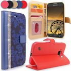 For Samsung Galaxy S6 Active G890 PU Leather Card Wallet Case Flip Stand Cover